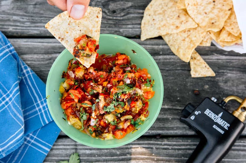 Fire Roasted Salsa Fresca