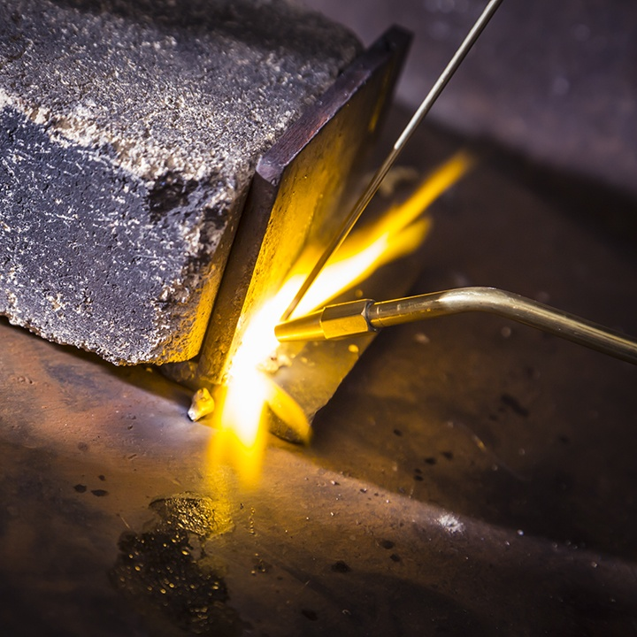How To Braze Metal Together Brazing Metal Bernzomatic