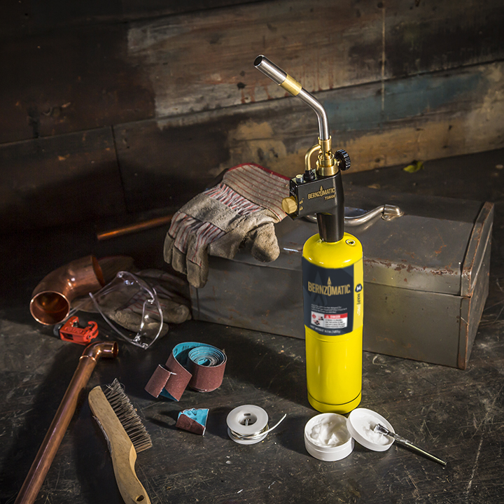 Hand Torches   Torch Kits   Bernzomatic