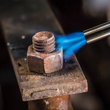 Loosen Rusted Bolt