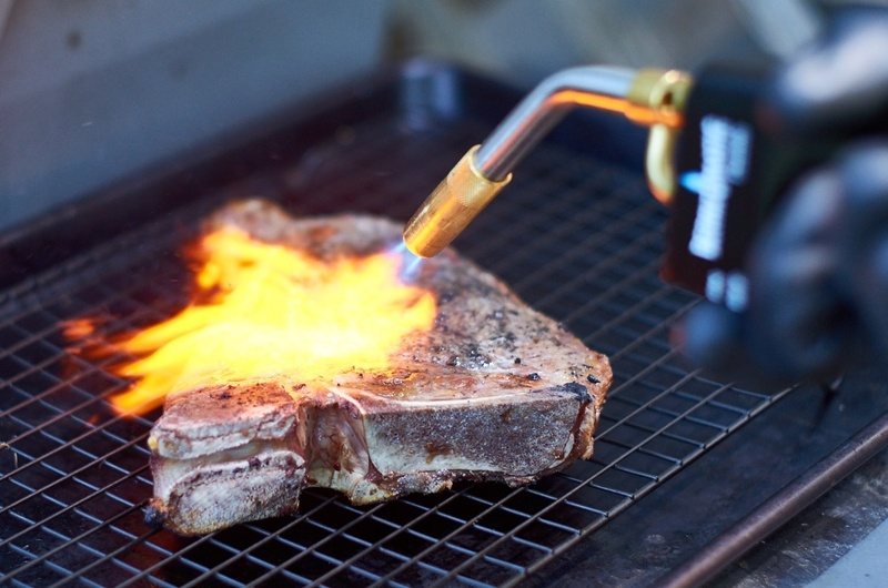 Finish a Delicious Steak with a Perfect Sear