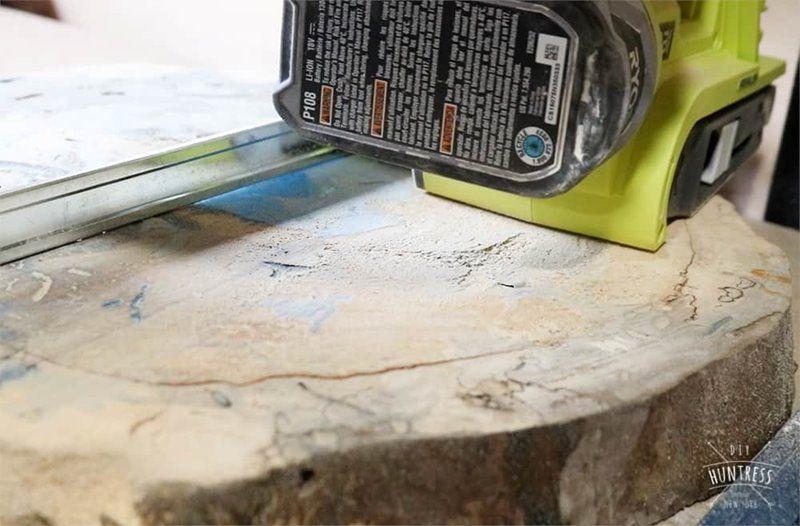 DIY Live Edge Resin Table   Bernzomatic
