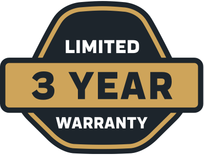Three-Year Limited Warranty