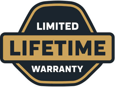 LIFETIME Limited Warranty